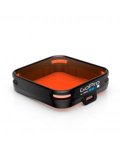 GoPro Red Dive Filter For Hero3+ And Hero4 Housing