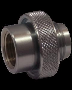 M26 Male to G5/8 Female Nitrox Adapter