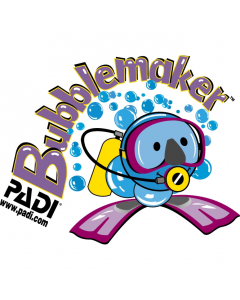 PADI Bubblemaker Kids Diving Session