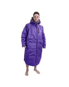 Charlie Mcleod ECO Long Sleeve Dry Robe | Change Robe | Purple