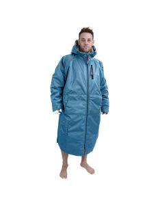 Charlie Mcleod ECO Long Sleeve Dry Robe | Change Robe | Turquoise
