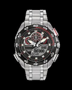 Citizen Mens Eco-Drive Pro-Master Super Sport Watch | JW0111-55E