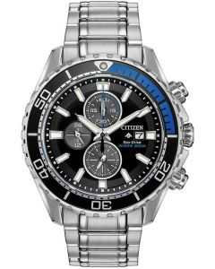 Citizen Promaster Divers Chronograph | Stainless Steel
