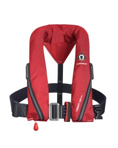 Crewsaver Crewfit 165N Sport Automatic Lifejacket - Harness Red