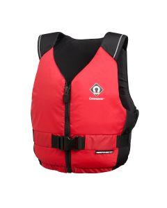 Crewsaver Response 50N Junior Buoyancy Aid - Black + Red