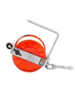 Dive Rite Primary Divers Wreck Reel - Large 122m Red Reel