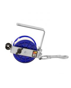 Dive Rite Wreck  / Safety Reel - Small 43m  Blue Reel