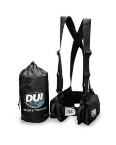 DUI Weight and Trim System Classic - Divers Weight Harness