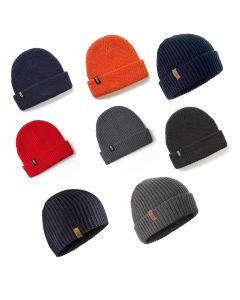 Gill Floating Knit Beanie Hat - Various Colours