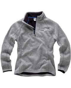 Gill Womens Knit Fleece Silver