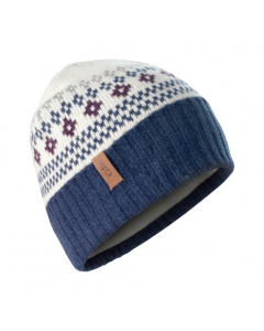 Gill Nordic Knit Beanie Hat - Various Colours