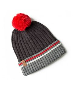 Gill Offshore Knit Beanie With Bobble - Various Colours