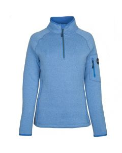 Gill Womens Knit Fleece Light Blue