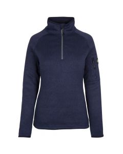 Gill Womens Knit Fleece Navy