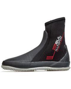 Gul Junior All Purpose 5mm Zipped Wetsuit Boot