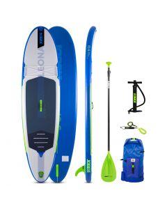 "Jobe Leona 10'6"" Inflatable SUP | Paddleboard Package"