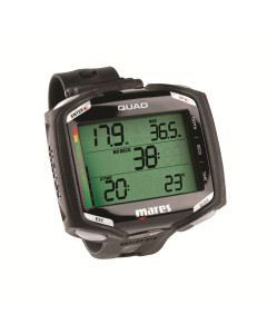 Mares Quad Large Display Dive Computer - All Colours