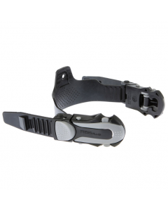 Mares ABS Quick Release Fin Buckles with Strap Set