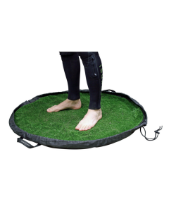 NorthCore Grass Wetsuit / Drysuit Changing Mat & Bag