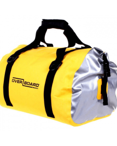 OverBoard Classic Waterproof Duffel Bag - 40 Litres {Colour:Yellow}