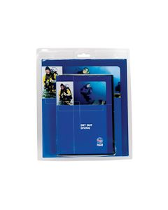 PADI Dry Suit Diver Speciality DVD Pak with Manual