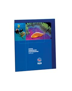 PADI DUP, Digital Underwater Photographer Speciality Manual
