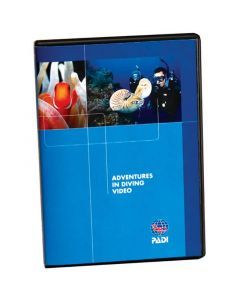 PADI Adventures in Diving DVD Diver Edition