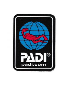 PADI Logo Decal