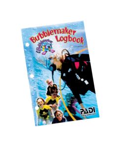 PADI Bubblemaker Logbook