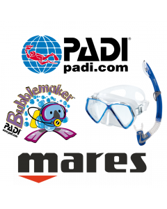 PADI Bubblemaker Kids Diving Session inc Mask + Snorkel!