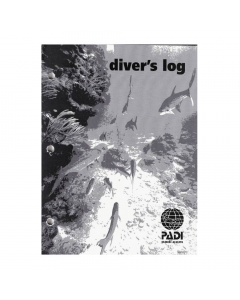 PADI Adventure Log Refill Dive Log Pages