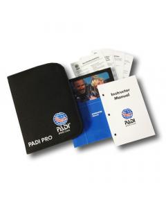 PADI Divemaster Manual, Slates & Instructor Manual Pack