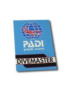 PADI Divemaster Vinyl Decal