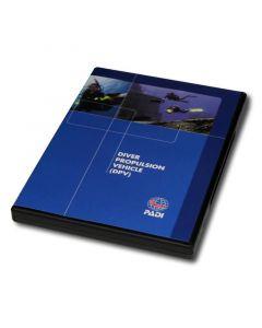 PADI Diver Propulsion Vehicle DVD, Diver Edition