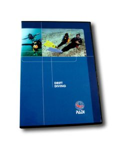 PADI Drift Diving DVD Diver Edition