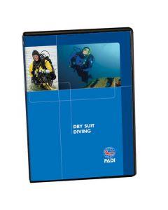 PADI Dry Suit Diving DVD - Diver Edition