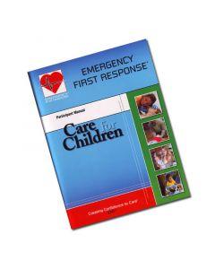 PADI EFR Care for Children Manual