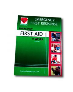 PADI EFR Emergency First Aid at Work Booklet