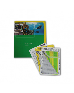 PADI Enriched Air Nitrox Diver Speciality Manual, Tables Metric