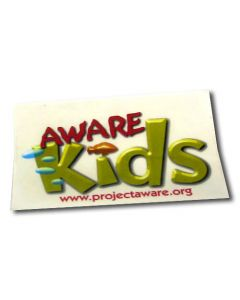 Decal - AWARE Kids