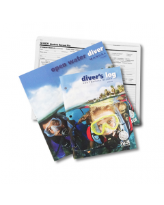 PADI Open Water Diver Crewpak With PADI Dive Computer Simulator