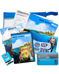 PADI Open Water Diver Ultimate Crewpak with eRDPML