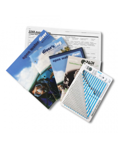 PADI Open Water Diver Ultimate Crewpak with RDP Table