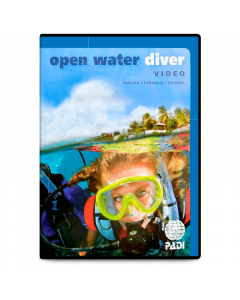 PADI Open Water Diver DVD, Diver Edition