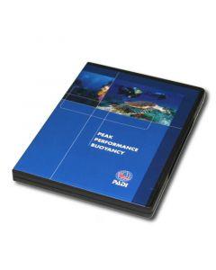 PADI Peak Performance Buoyancy DVD - Diver Edition