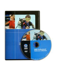 PADI Professional Reference Collection DVD