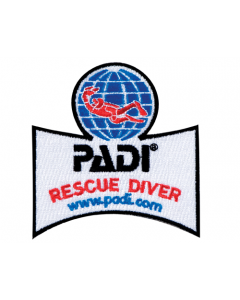 PADI Rescue Diver Emblem/Badge