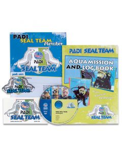 PADI Seal Team Crewpak with DVD