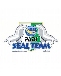 PADI Seal Team Decal