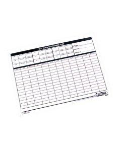 PADI TecRec Planning Slate